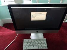 Apple iMac 2011 21,5 inch screen 12GB RAM 500GB Hard Drive