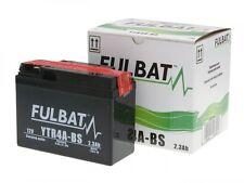 Batería 12v 2,3ah ytr4a-bs MF para HONDA BALI SFX Scoopy AF32 af37 af49