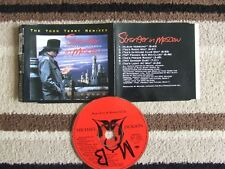 MICHAEL JACKSON STRANGER IN MOSCOW CD2 TODD TERRY REMIXES CD SINGLE