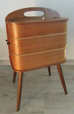 Danish Design Nähkasten Sewing Box Teak  60er Jahre