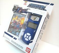 Bandai Digimon Xros Wars BLUE Fusion Loader Digivice English Ver. Date Link NEO