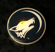 Eristoff Vodka Promo Pin Lights Up & Makes Noises Alocohol Promotional Wolf Logo