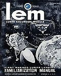 Lem Lunar Excursion Module Familiarization Manual, Paperback by Engineering C...