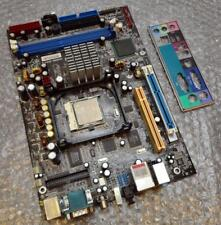 AOpen UX4SG-1394 Socket 478 Motherboard Complete With CPU & I/O Plate