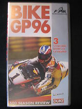 VHS Duke Bike GP96 ( 1996 ) 500 Season Review (TTC)