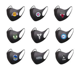 AU Basketball Face Mask Hooper's NBA Sports Cover Comfort Washable Reusable Mask