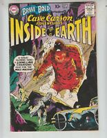 Brave and Bold 31 VG+ (4.5) 8/60-9/60 1st Cave Carson! Secret Beneath the Earth!