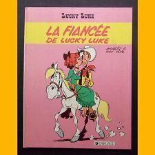 LA FIANCÉE DE LUCKY LUKE Morris Guy Vidal EO 1985
