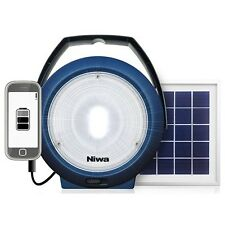 Sealed LED Solar Lamp Niwa Multi 300 XL, Lithium Battery, USB port, Pico PV
