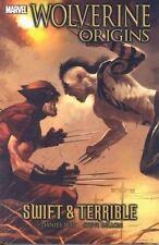 Wolverine Origins - Swift and Terrible Vol. 3 (2007, Paperback)