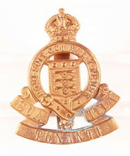 British Army Badge:  Army Ordnance Corps - nhm, brass