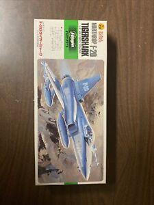 Hasegawa Northrop F-20 Tigershark US Air Force Fighter