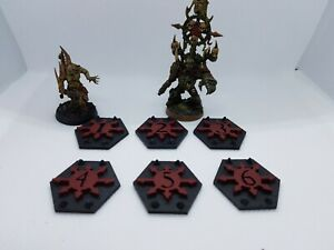Warhammer 40k Chaos Objective Markers