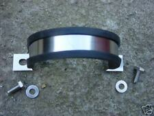 Triumph Spitfire IV 1500 GT6III Stag TR6 STAINLESS Wiper Bracket Clamp Fittings