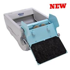 Cat Pet Litter Automatic Electric Self Cleaning Pan Box Bin Kitty Tray Scoop NEW