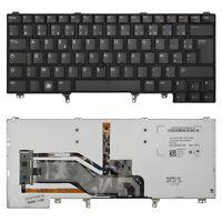 Clavier Original Dell Latitude E6220 E6320 E6420 HPK41 0HPK41 Neuf avec retro