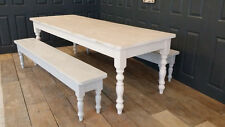 Pine Rectangle Up to 10 Seats Kitchen & Dining Tables