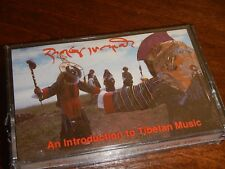 An Introduction to Tibetan Music : Traditional Opera of old Tibet - Cassette NEW
