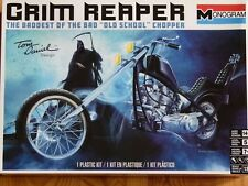 Revell Monogram 1:8 'Grim Reaper' Tom Daniel Custom Motorcycle Model Kit