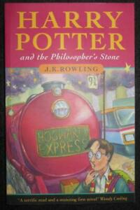 J K Rowling - Harry Potter and the Philosopher's Stone (1997) Bloomsbury 2nd Ed