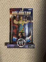 RARE WWE Jakks Pacific Unlimited Figure Rob Van Dam 2002 RVD ECW TNA WWF AEW