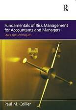 Fundamentals of Risk Management for Accountants and Managers by Collier, Paul M