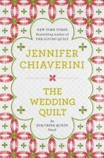 The Wedding Quilt: An Elm Creek Quilts Novel-ExLibrary