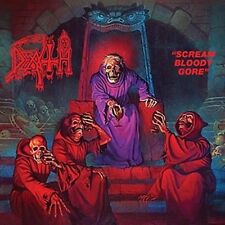 Death Metal LP Vinyl Records