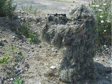 Ghillie Suit Camo Woodland Forest Camouflage Hunting Leaf Hide Tree Hunt 3d Net