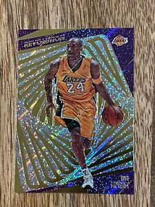 2015-16 Panini Revolution KOBE BRYANT #38 Los Angeles Lakers HOF