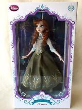 Disney Store Limited Edition Frozen - Finale Anna #214 Le 5000