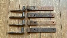 Rustic Hinges In Antique Barn Doors for sale | eBay