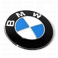 BMW 45MM badge emblem