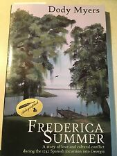 frederica summer dody myers (signed)