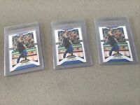 2019-2020 Luka Doncic Panini Prizm Base Card Investment Lot 3