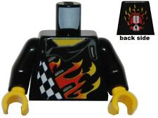 LEGO ® World Racers pneumotorace superiore del corpo 76382 upper part per personaggio nuovo
