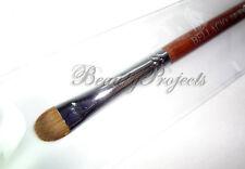 Nail Kolinsky French Brush #14 Red Wood Salon High Quality Wood Nail Brush