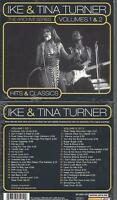CD--TURNER,TINA & IKE--VOL.1 & 2-HITS & CLASSICS -THE ARCHIVE SERIES - | DOPPEL-