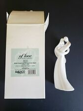 "Circle Of Love Enesco ""Always"" Bride & Groom Wedding Cake Topper Figurine"