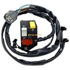 Handlebar Switch Start Stop Headlight for Honda TRX420FM Rancher 420 2009-2013