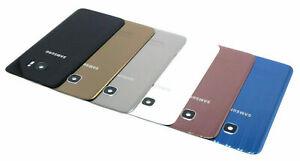Samsung Galaxy S7 Edge G935F SM-G935F Akkudeckel Kameraglas Backcover mit Kleber