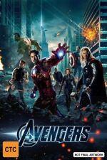 The Avengers (2012) (4K UHD/Blu-ray) = NEW Blu-Ray Region B