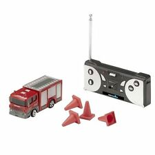 Mini Fire Truck RC Remote Control Hook & Ladder Revell Fire Extinguisher Bottle