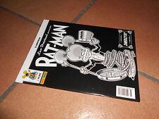 LEO ORTOLANI:RAT-MAN L'ARTISTA ALBO INEDITO(VERSIONE DA €14.90 IN COPERTINA)BS29