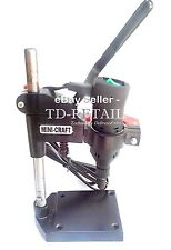 MINI Drill Press or Stand for PCB or Goldsmiths work for use with MB120-130-140
