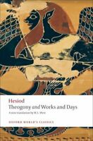 Theogony and Works and Days, Paperback by Hesiod; West, M. L. (TRN), Brand Ne...