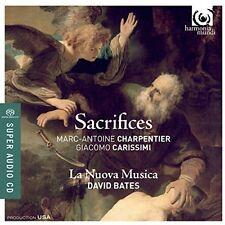 Charpentier / Carissimi / De Brossard / Bates - Sacrifices [New SACD] Hybrid SAC