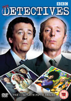 The Detectives: Series 5 DVD (2007) Jasper Carrott, Harper (DIR) cert PG