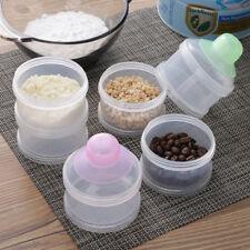Kunststoff Baby Milchpulver Portionierer Aufbewahrungsbox Kinder Essen Spender