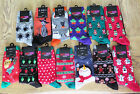 LADIES HOT SOX K-Bell Size 9-11 Socks Christmas Halloween You Choose  $4-5 SALE